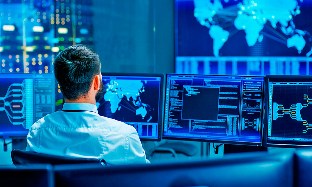 Ciberseguridad - Vigilancia continua